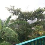 dalla veranda