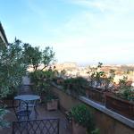 Balcony at Hotel