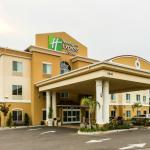 Holiday Inn Express in Red Bluff, CA