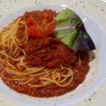 spaghettie bolognaise