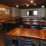 The Coffee Oasis Poulsbo tables side room
