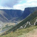 Mountain Pass Katu-Yaryk