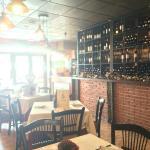 salon interior ruta del iberico restaurante