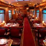Photo of To Treno sto Rouf - Wagon Restaurant - Wagon Bar