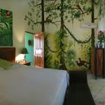bedroom in Villa la Cuesta