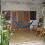 Rincon Preciosa, the most private room, with connecting bath and kitchen.
