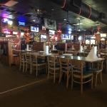 Mugs 'N Jugs interior dining area