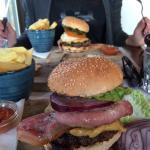 Lux burger!