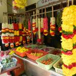Indian garland shop