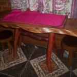 mesa de la sala comedor