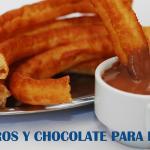 Churros con Chocolate desde 1969