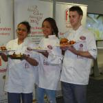 Young Contestants For Curry Competition
