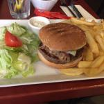 Texan burger