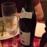 Beaujolais bottle