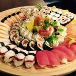 Sushi master creation