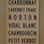 Some of their vintages.