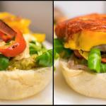 L'español, Le burger du moment