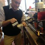 Stephen Egan @ Panama Coffee