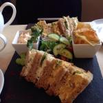 Groupon afternoon tea