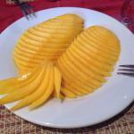 Mangue fraîche succulente!