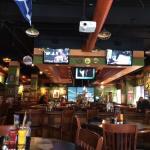 Inside at Bar Area
