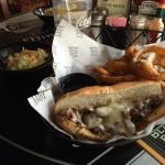The Meal - Irish Dip