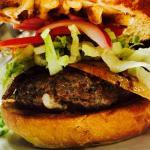 Bleu 42 burger