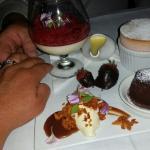 Wonderful desserts