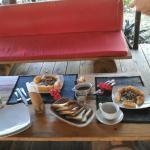 Delicious breakfast!