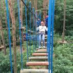 Slesin Park linowy