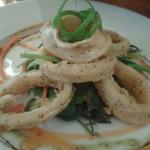 Salt & Pepper Squid -yummy