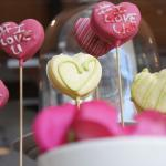 Valentines cookies! <3