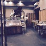 Una pizzeria senza pretese con prezzi non economici