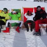 Skifahren in Galtür