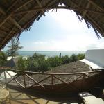 View from room 9