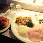 Le repas pour trente euros : du vol