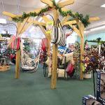 Lou's Flower World and Vintage Market