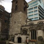 Photo of St Olave's Church taken with TripAdvisor City Guides