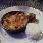 Repas spécial St valentin