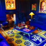 The blue room :-)
