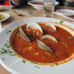 Manhatten Clam Chowder