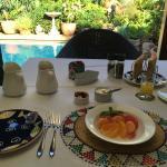 Presentazione del breakfast