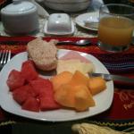 Delicia de café da manhã