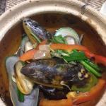 My beautiful mussel starter