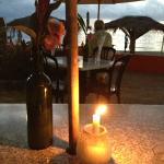 Dinner by Sunset