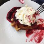 Tastiest waffle ever