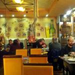 Διάκοσμο εστιατορίου