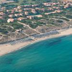 La spiaggia e il Villaggio