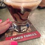 Chocolate Martini! Delicious $10
