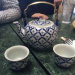 Jasmine Green Tea!